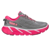 Hoka Clifton 2 Women's Grey/Neon Pink