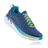 Hoka Clifton 4 Men's True Blue/Jasmine Green