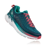 Hoka Clifton 4 Women's Blue Coral/Ceramic