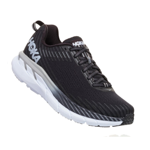 Hoka Clifton 5 Women's Black /White