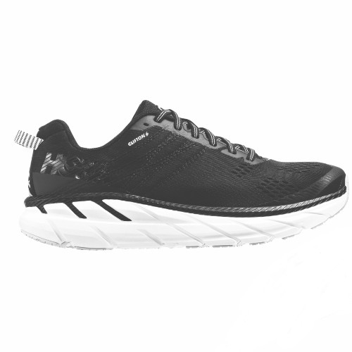 Hoka Clifton 6 Men's Black /White
