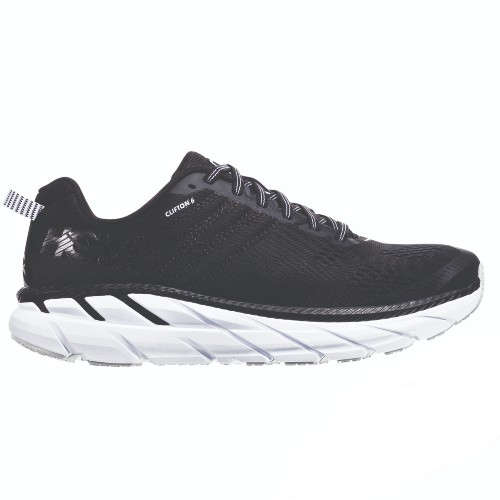 Hoka Clifton 6 Women's Black /White