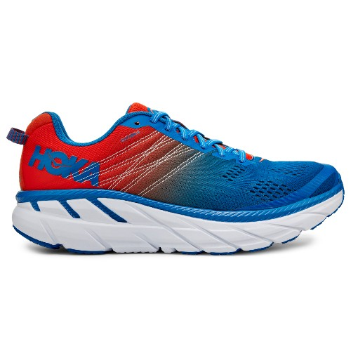 Hoka Clifton 6 Men's Mandarin Red/Imperial