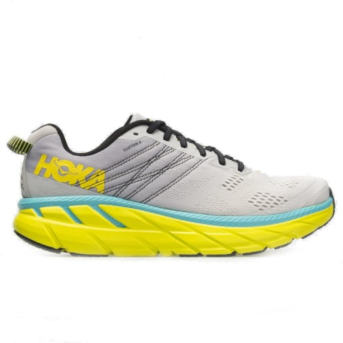 Hoka Clifton 6 Men's Lunar Rock/Nimbus