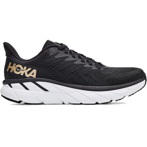 Hoka Clifton 7 Women's Black / Bronze