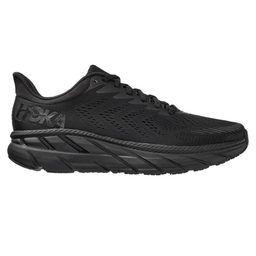 Hoka Clifton 7 Men's Black / Black
