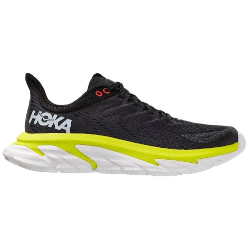 Hoka Clifton Edge Men's Anthracite/Primrose