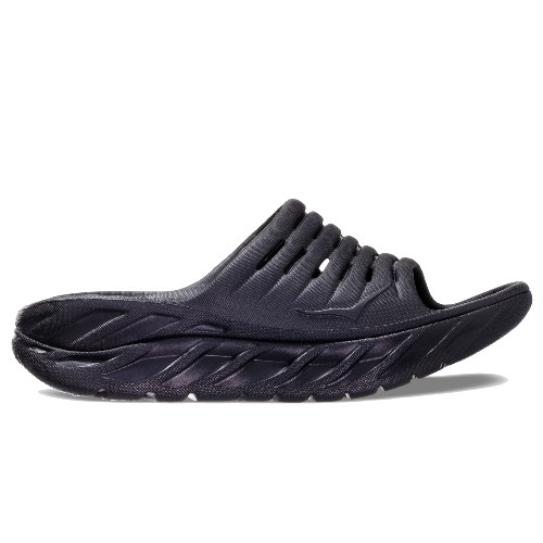 Hoka Ora Recovery Slide 2 Men's Black/Black