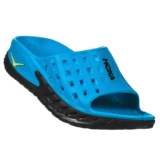 Hoka Ora Recovery Slide Women's Black/Process Blue
