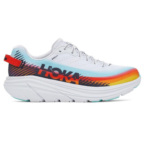 Hoka Rincon 2 Ironman Edition Men's White/Evening Blue