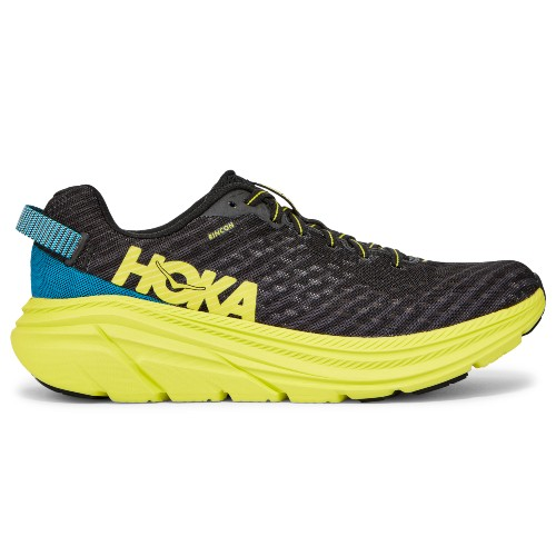 Hoka Rincon Men's Black/Citrus