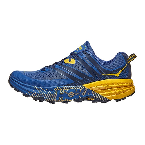 Hoka Speedgoat 3 Men's Galaxy Blue/Old Gold