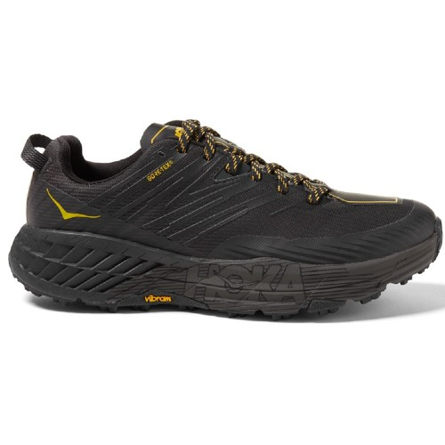 Hoka Speedgoat 4 GTX Men's Anthracite/Grey