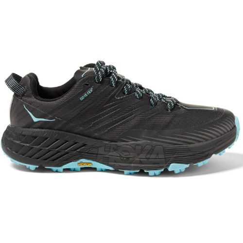 Hoka Speedgoat 4 GTX Women's Anthracite/Grey