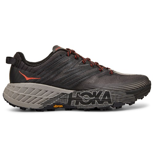 Hoka Speedgoat 4 Men's Dark Grey/Anthracite
