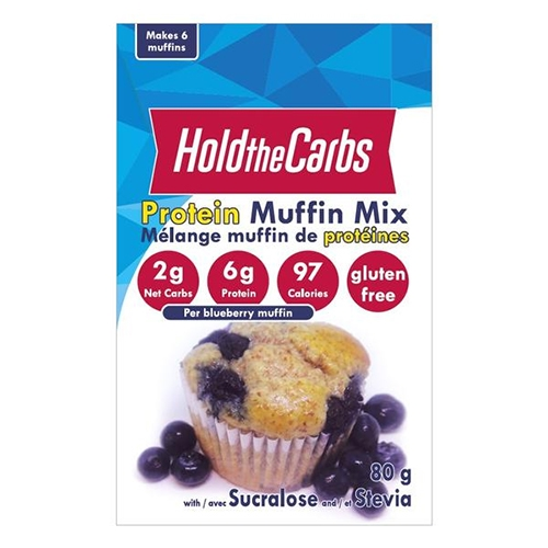 Hold the Carbs Protein Muffin Mix