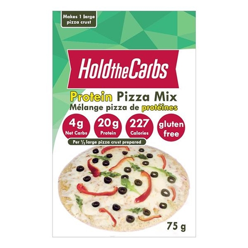 Hold the Carbs Protein Pizza Crust Mix