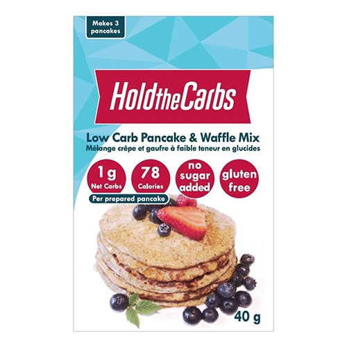 Hold the Carbs Low Carb Pancake/Waffle Mix