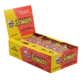 Honey Stinger Bars Box of 15 Protien Bars Cherry Almond
