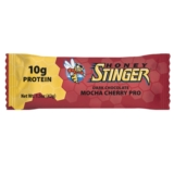 Honey Stinger Bars Single Protien Bars Mocha Cherry Pro