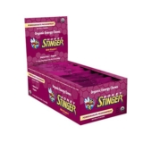 Honey Stinger Chews Case of 12 Organic Energy Pomegranate