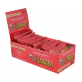 Honey Stinger Chews Case of 12 Organic Energy Grapefruit