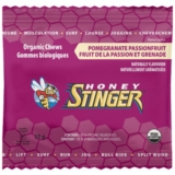 Honey Stinger Chews Single Organic Energy Pomegranate