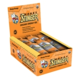 Honey Stinger Gels Box of 24 Mango Orange