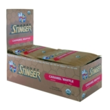 Honey Stinger Waffles Box/16 Caramel