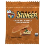Honey Stinger Waffles Single Gingersnap Single