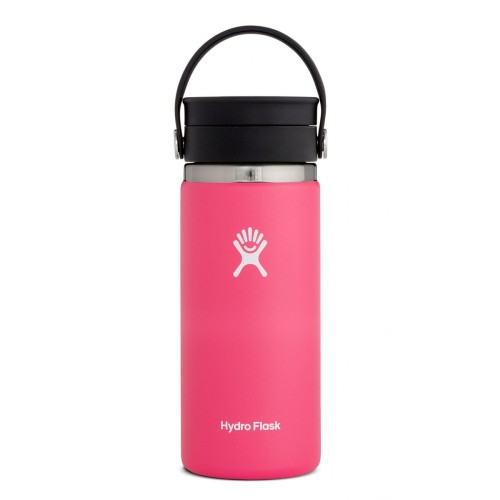 Hydro Flask 16oz Wide w/ Flex Watermelon