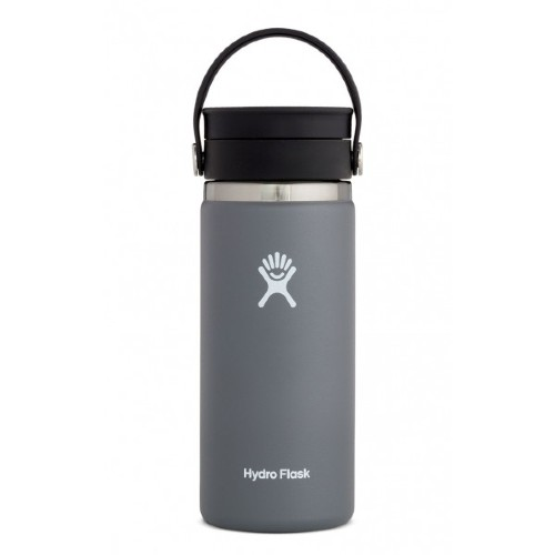 Hydro Flask 16oz Wide w/ Flip Stone