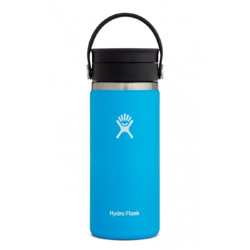 Hydro Flask 16oz Wide w/ Flip Pacific