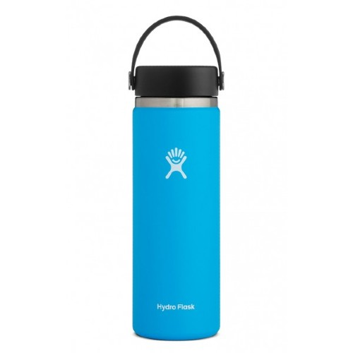 Hydro Flask 20oz Wide w/ Flip Pacific