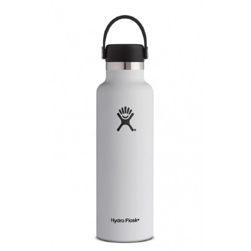 Hydro Flask 21oz Standard White