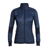 Icebreaker Helix L/S Zip Women's Midnight Navy