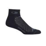 Icebreaker Run+ Light MC Men's Black/Monsoon
