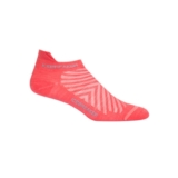 Icebreaker Run+ Ultra Light Women's Poppy Red/Waterfall