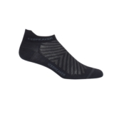 Icebreaker Run+ Ultra Light Men's Black/Monsoon