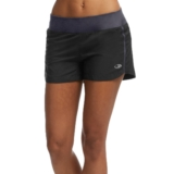 Icebreaker Spark Shorts Women's Black/Panther