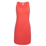 Icebreaker Yanni Tank Dress Women's Poppy Red