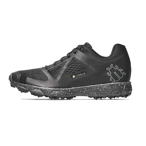 Icebug DTS4  BUGrip Men's Black/Grey