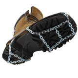Icetrekkers Chains Square Link Black