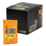 Jelly Belly Sport Beans Case of 24 Orange