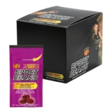 Jelly Belly Sport Beans Case of 24 Raspberry