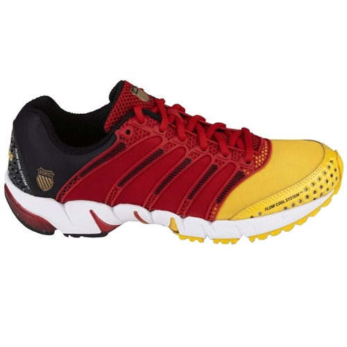 K-Swiss K-ona S Flag Series Men's Germany Flag - KSwiss Style # 02225-893 C13
