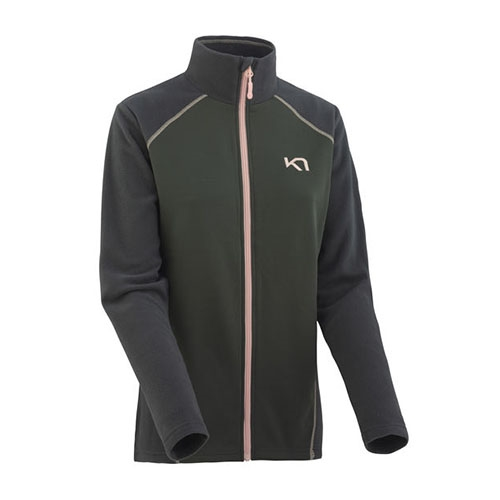 Kari Traa Kari F/Z Fleece Women's Dove
