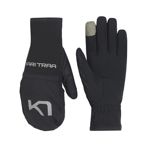 Kari Traa Lise Glove Women's Black