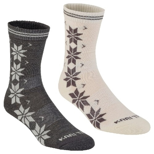 Kari Traa Vinst Wool Sock 2-PK Women's Dusty