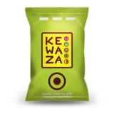 Kewaza Energy Balls Box of 10 Dark Chocolate Peanut Butter